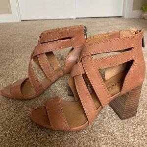 Lucky Brand Women's Vyrah Block Heels